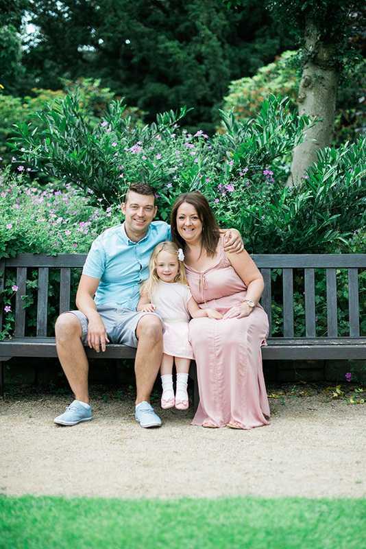 Family photographer Stockport