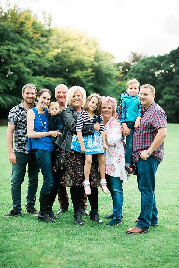 Family photography Bramhall