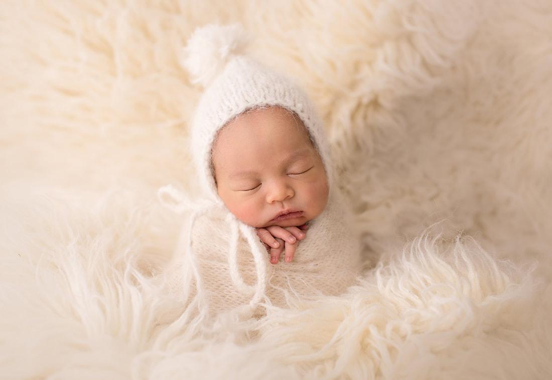 Photo of Newborn taken by Baby Photographer in Stockport Cheshire
