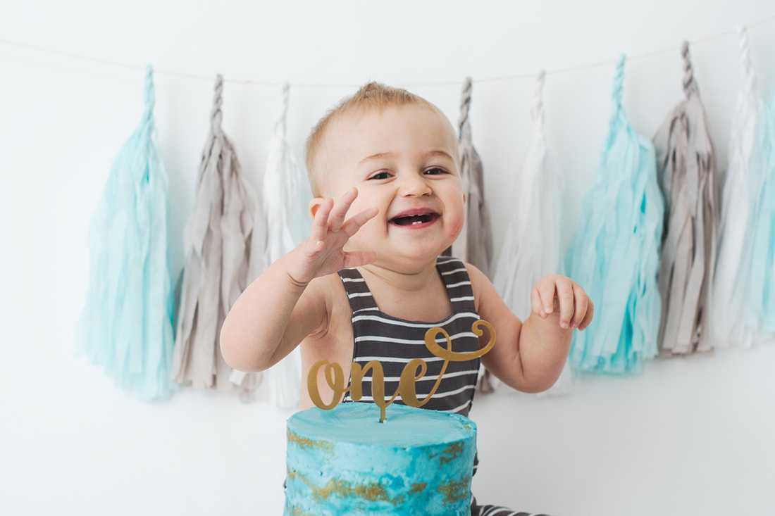 1st birthday photoshoot Stockport