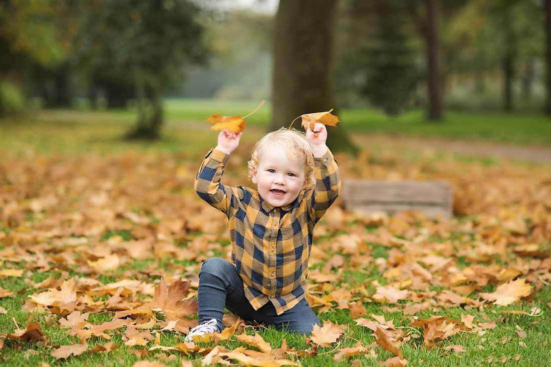 Autumn Photo shoot Cheadle Photographer