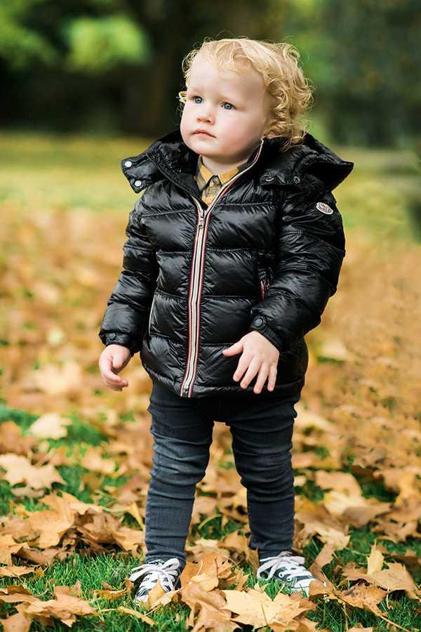Autumn toddler photo taken by Cheadle Hulme Photographer