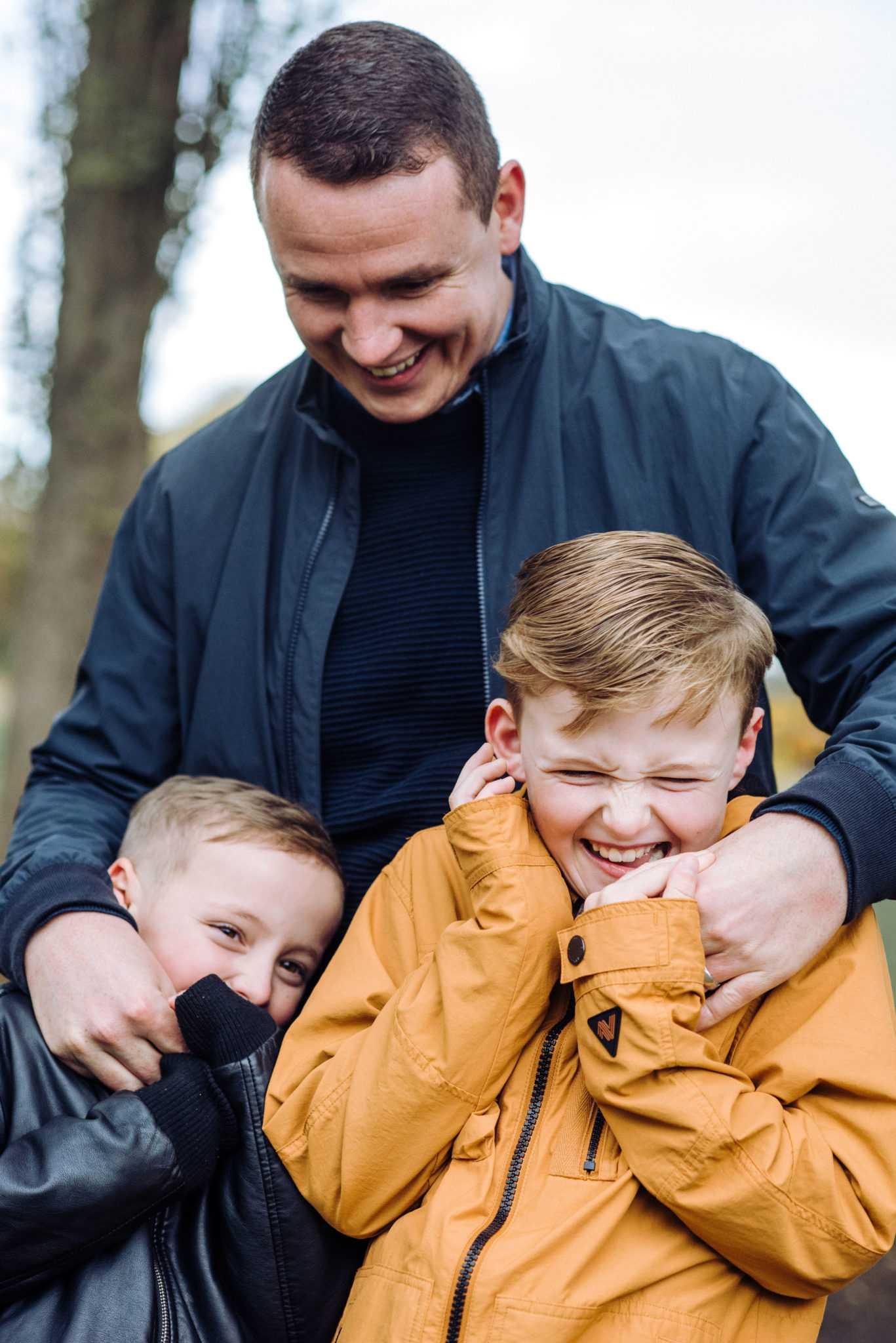 Professional Family Portraits Stockport