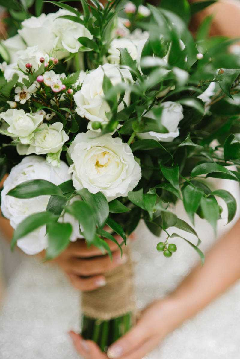 Bridal bouquet at Tyn Dwr Hall Wedding taken by Stockport photographer