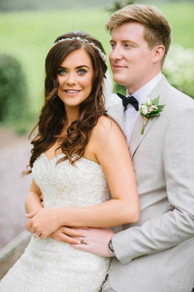 Stockport photographer at Hilltop Country House Hotel Wedding in Prestbury