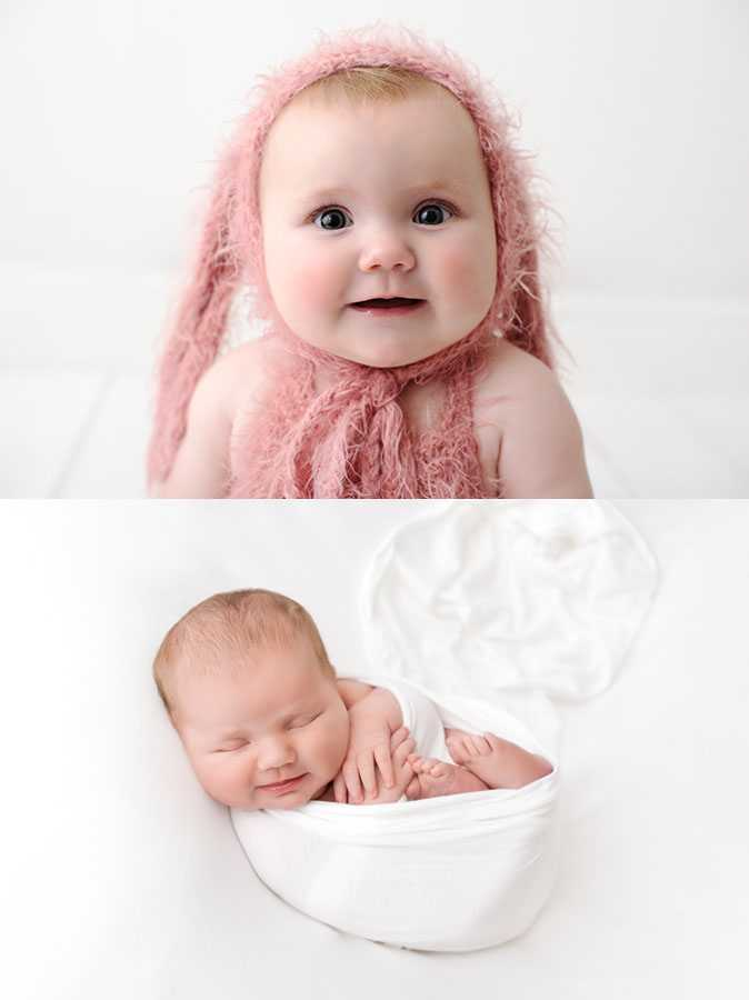 Newborn Photography to First Birthday Cake Smash Photos Stockport