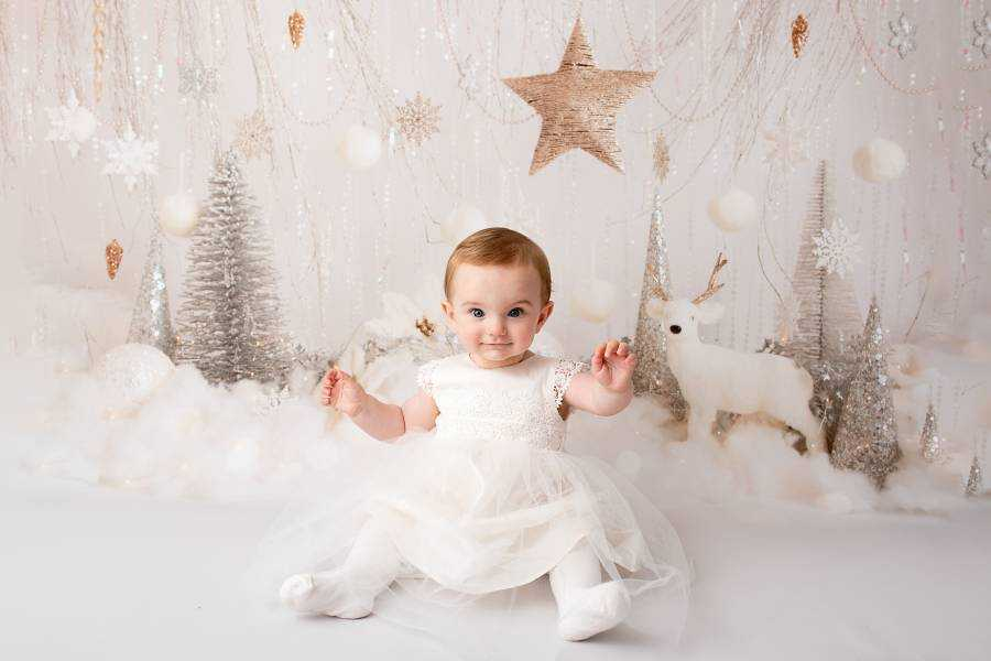 Baby Christmas Photos East Cheshire