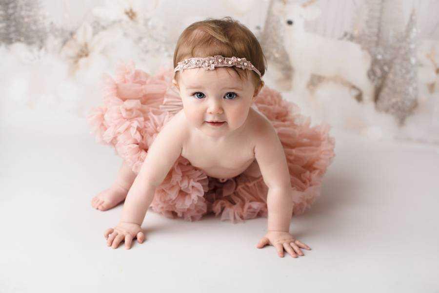 1st Baby Christmas photos Sale