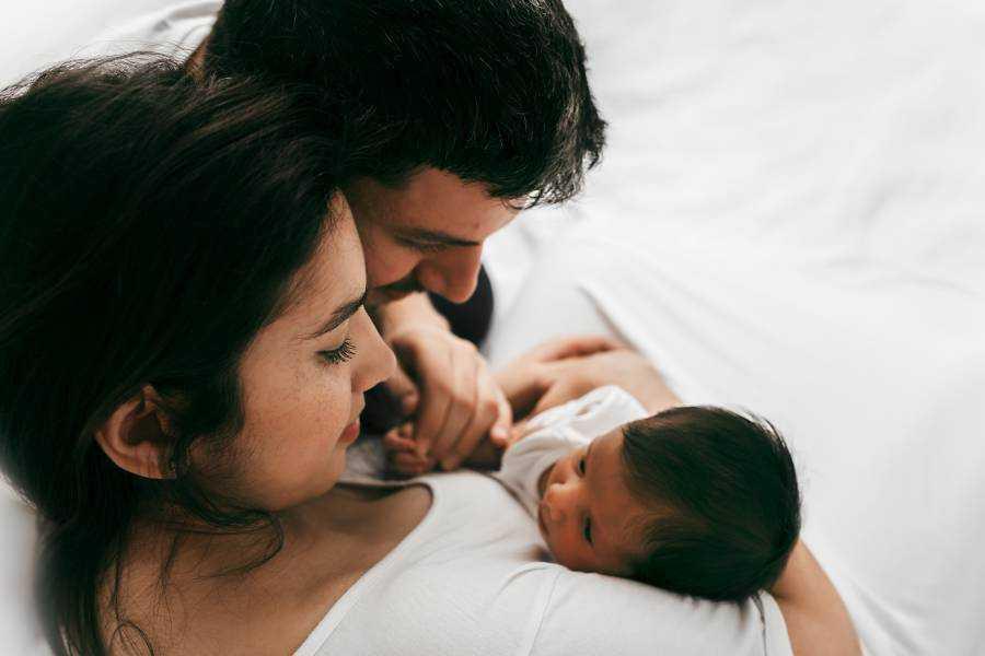 Newborn Baby Photographers Bramhall